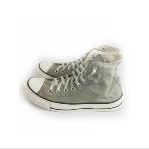 Converse Shoes - CONVERSE | high top gray SZ 7.5